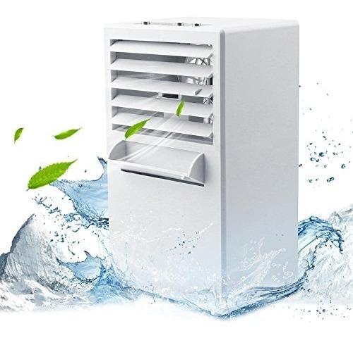 aiker enfriador de aire mini ventilador portátil de aire a