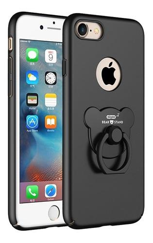 aiqaa para iphone 6 plus 6s funda protectora plastico pc