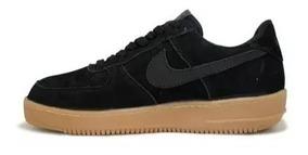 5820ced286 Tenis Nike Air Force Preto E Marrom Masculino - Calçados, Roupas e Bolsas  com o Melhores Preços no Mercado Livre Brasil