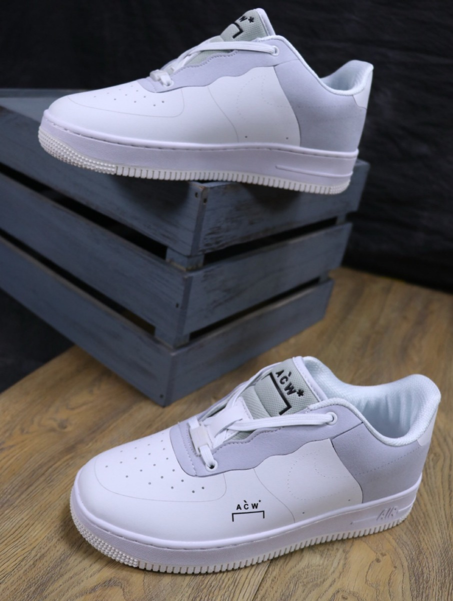 quality design c11f3 c83bb Air Force 1 Low A Cold Wall White Oshosneakers