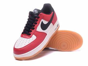 Comprar Rentable Nike Air Force 1 low 07 AF1 Marrón Cuero