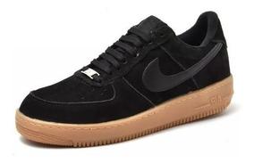 1d315bc47d Nike Air Force Preto Com Solado Marrom - Calçados, Roupas e Bolsas com o  Melhores Preços no Mercado Livre Brasil