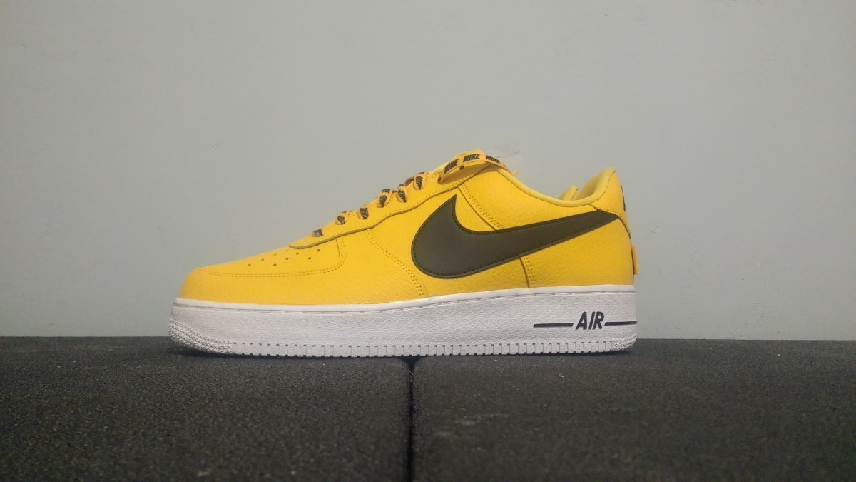 Nike Air Force 1 Low Statement Game Verdes Blancas 823511