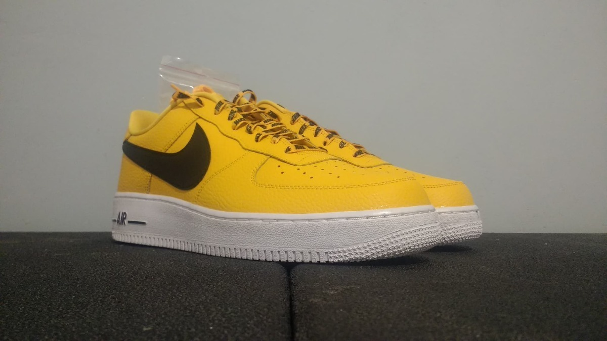 1c526f33 Air Force 1 Nba Amarillo, Af1 , Envió Gratis
