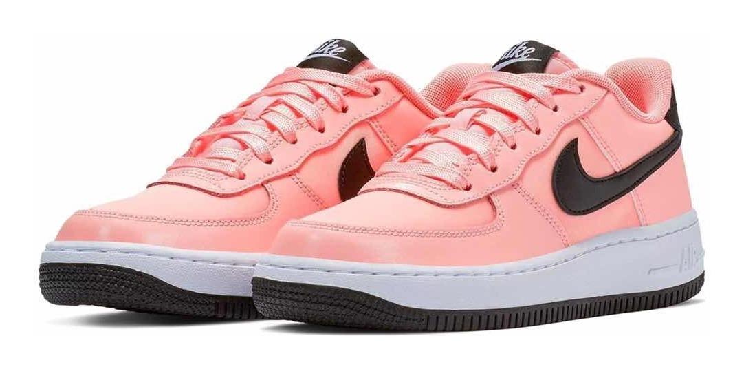 Air Force One 1 Nike Original En Caja Varios Números Y Color