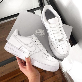 ed8d45df Zapatillas Nike Air Force One Blanca Pipa Negra Importada. 1 vendido -  Capital Federal · Air Forcé One! White. Originales