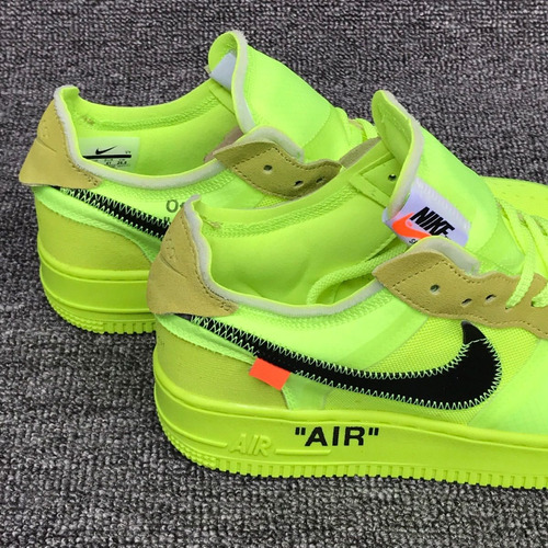 air force1 x off white frozen