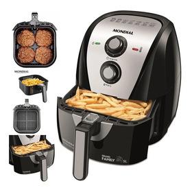Air Fryer Elétrica Sem Óleo Mondial Grand Family  5 Litros