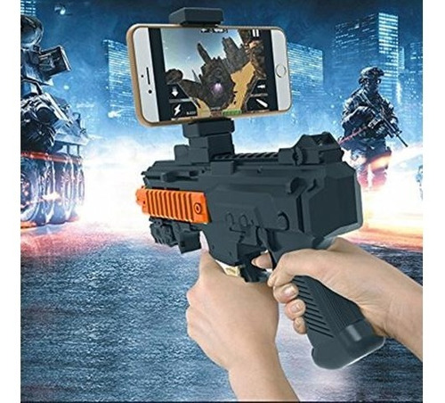 air  gun  bluetooth juego consola arma realidad aumentada