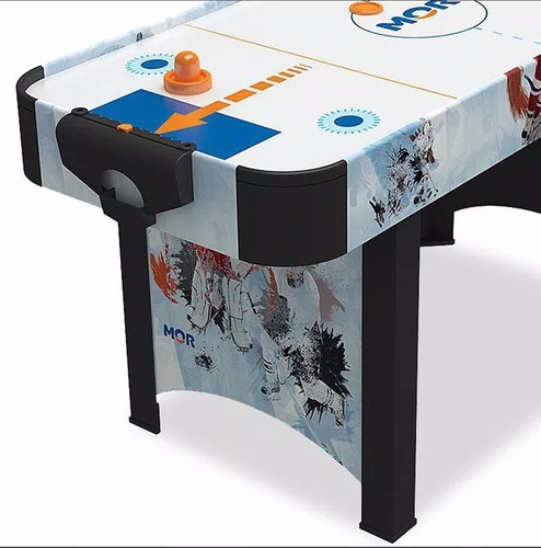 air hockey jogo mesa