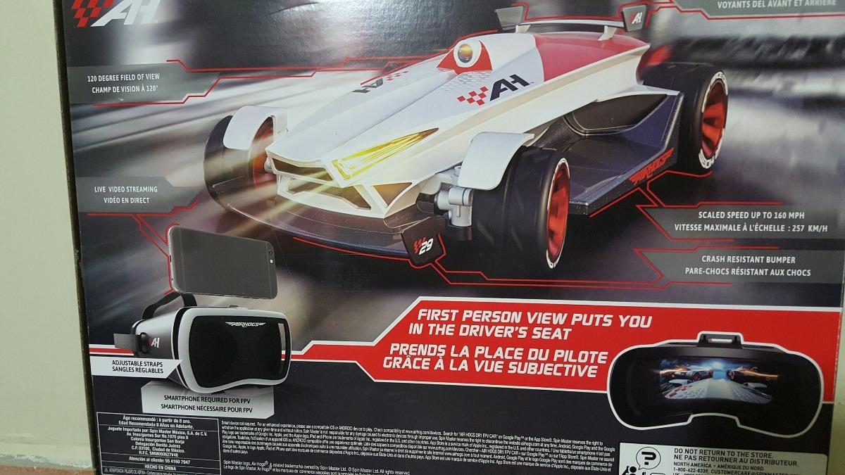 Air Hogs Fpv High Speed Race Car Bs 30 000 00 En Mercado Libre
