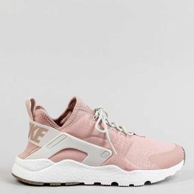 huarache nike mujer rosa