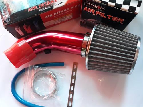 air intake pipe racing jdm kdm tuning adaptador para filtro