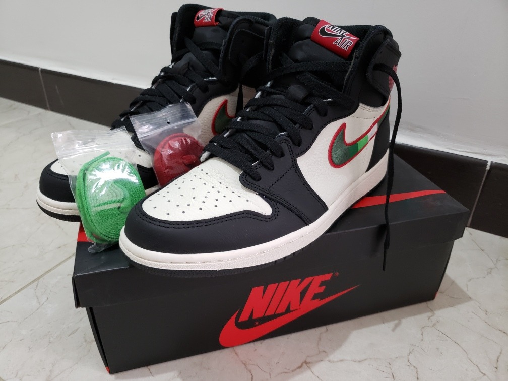 promo code d76b6 195a4 Air Jordan 1 Sport Illustrated A Star Is Born - $ 4,800.00