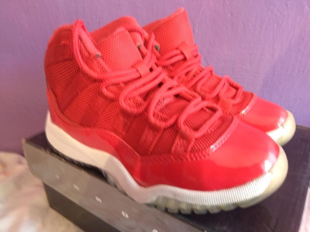 best website b6e74 34b22 Air Jordan 11 Retro 11 Win Like 96 17cm - $ 1,049.99