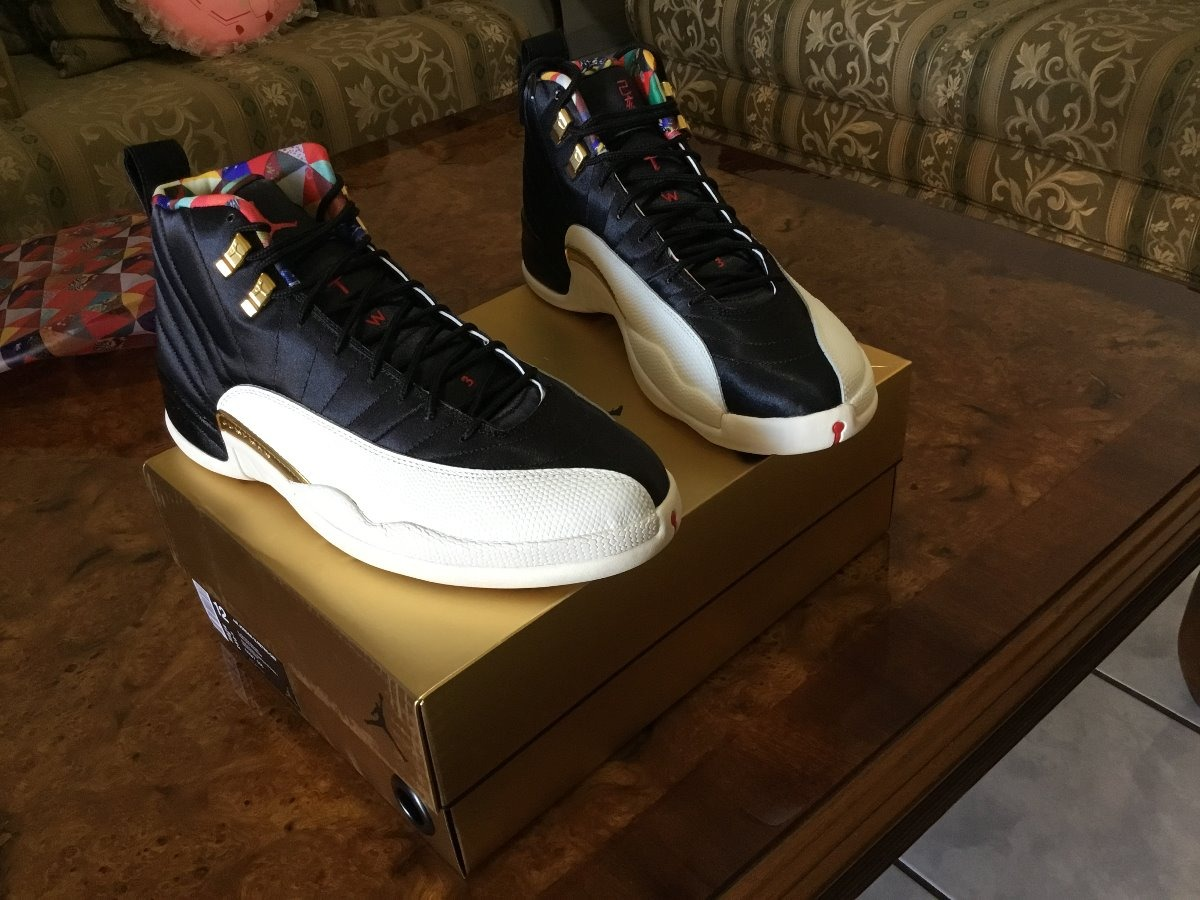 finest selection c1249 07195 Air Jordan 12 Retro Cny (chinese New Year) 2019
