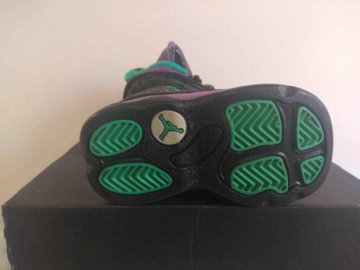 exquisite design pretty cool sale usa online Air Jordan 13 Retro 13 Purpura Negro , 10cm - $ 499.99