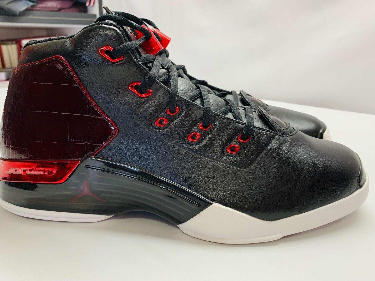 Air Jordan 17+ Retro Chicago Bulls 28 Mex New Sin Caja Orign