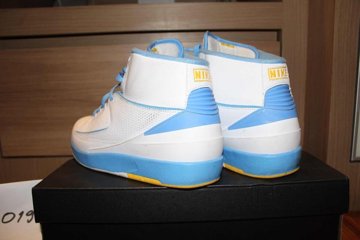 huge discount fb625 22612 Air Jordan 2 - Carmelo Anthony (denver Nuggets)