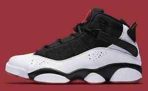 best sneakers 5ed3f d264b air jordan 6 rings blancas - envío incluido