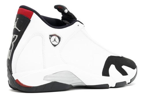 air jordan - air jordan 14 retro 'black toe' - 487471-102 -