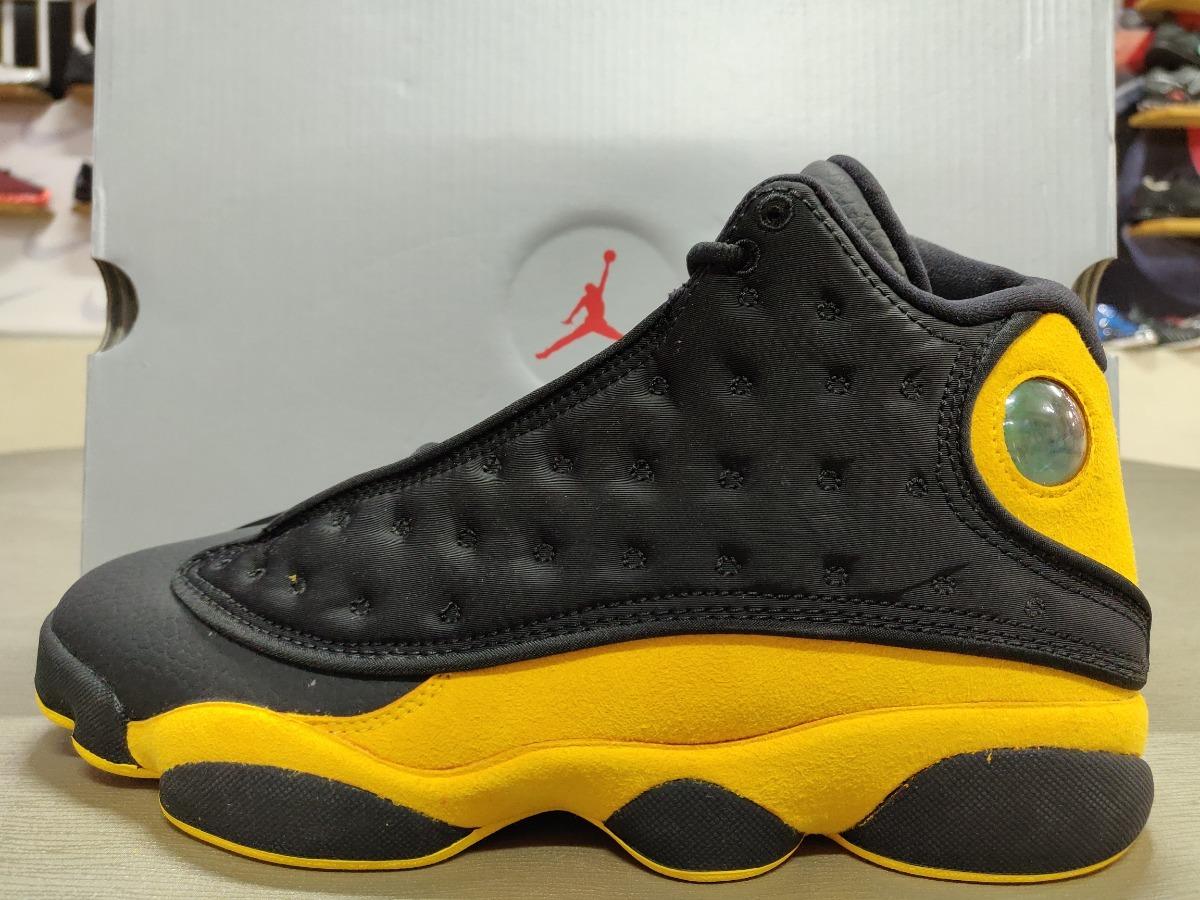 ... discount code for air jordan retro 13 melo class of 2002 negro  amarillo. cargando zoom 66e8482c9