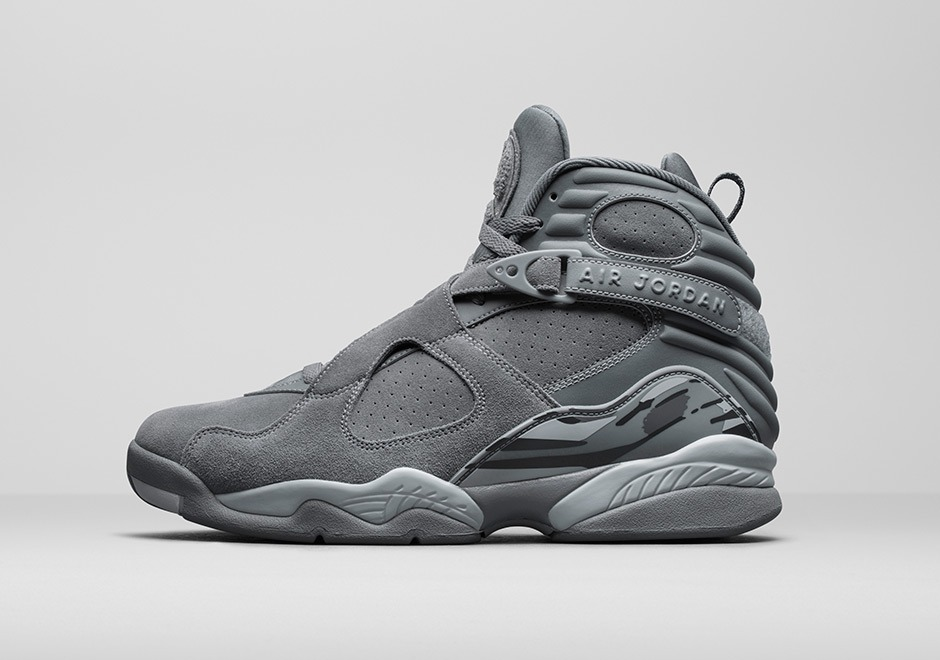 1e9fe6fd9685 ... clearance air jordan retro 8 cool grey gris 2017. cargando zoom. eb629  a4b79