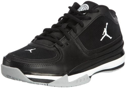quality design ccf25 8cd69 ... discount code for air jordan team iso low negro blanco metálico plata 11  d 68792 1ec37