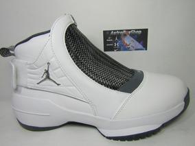 sale retailer 13bf7 55f83 Air Jordan Xix Melo White En Caja (26.5 Mex) Astroboyshop