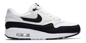 air max 1 blancas y negras