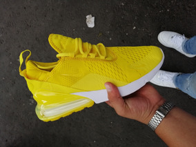 Air Max 270 Yellow #24 1/2 #25