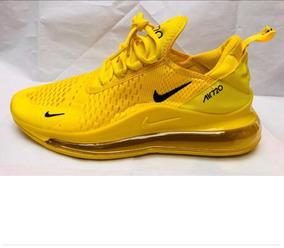 Air Max Moto 8 Nike Tenis de Hombre Amarillo en Mercado