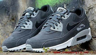 Nike Air Max 90 Essentials Azul Gris | The Point Blog