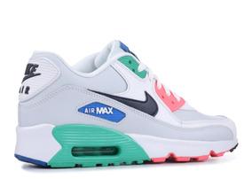 6e67b2155 Nike Air Max 90 Blancas Ninos - Ropa y Accesorios en Mercado Libre Perú