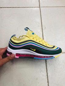 descuento de venta caliente calidad perfecta recogido Tenis Nike Air Max Camo - Tenis Nike para Mujer Amarillo en ...