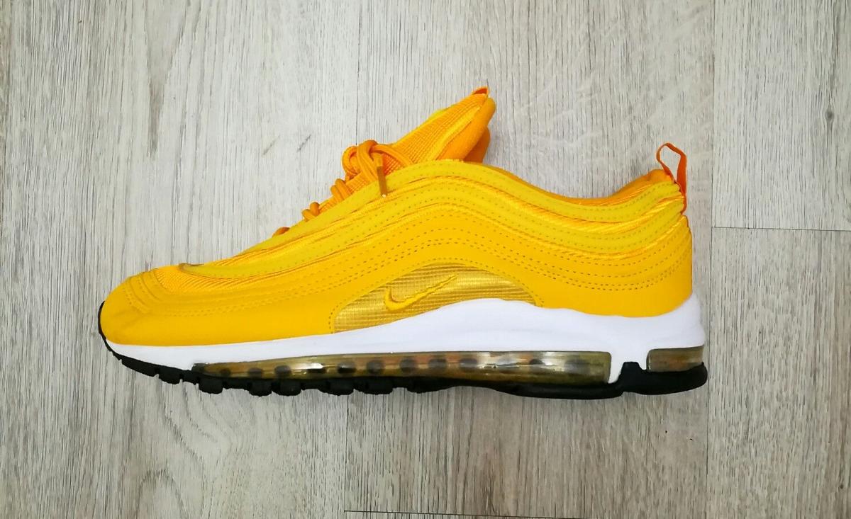 best sneakers 6d514 7831b Air Max 97 Mostaza - $ 2,000.00 en Mercado Libre