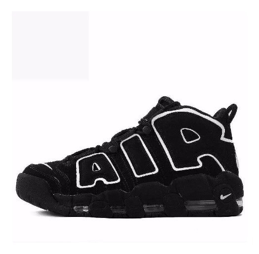 Air Max More Uptempo Black A Pedido Imports Online Line