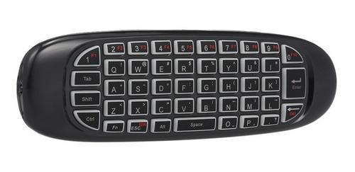 air mouse teclado inalambrico con giroscopio para tv box