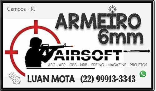 air nozzle glock angel custon we , army r17 , algumas da aps