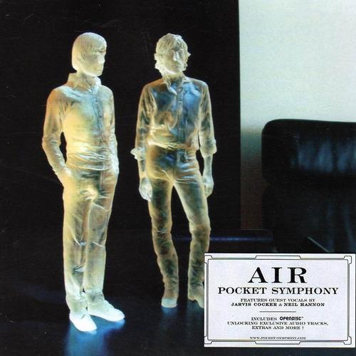 air pocket symphony cd novo original raro lacrado veja
