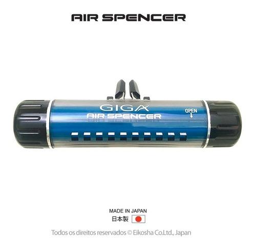 air spencer giga clip squash -odorizante - made in japan