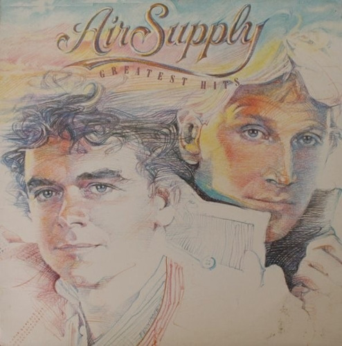 air supply - greates hits cd
