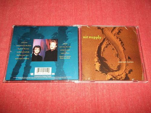 air supply - news from nowhere cd imp ed 1995 mdisk