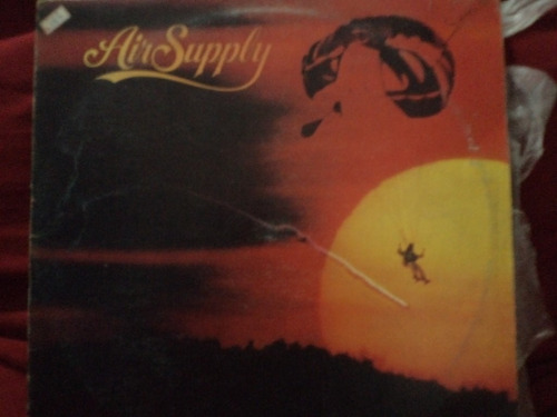 air supply - now and forever -  lp