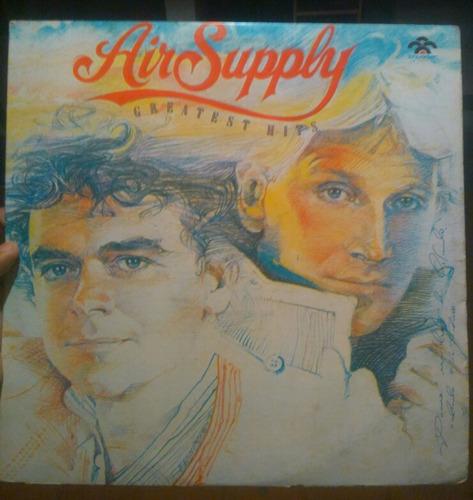 air supply (vinyl, lp) baladas 80s chatarritas