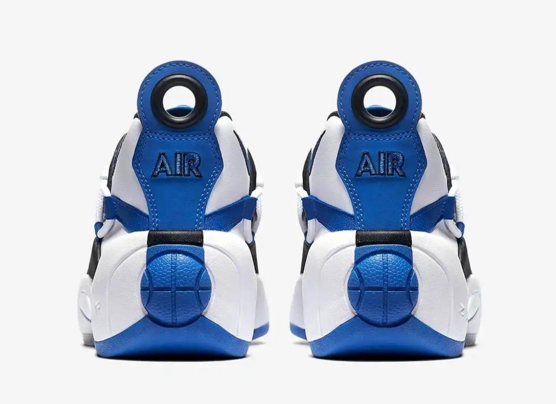 Nike Air Swoopes II: Características   Sneakitup