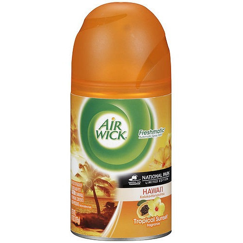 air wick freshmatic -spray-tropical sunset/entrega inmediata