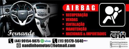 airbag compra,instalação,recuperação e venda