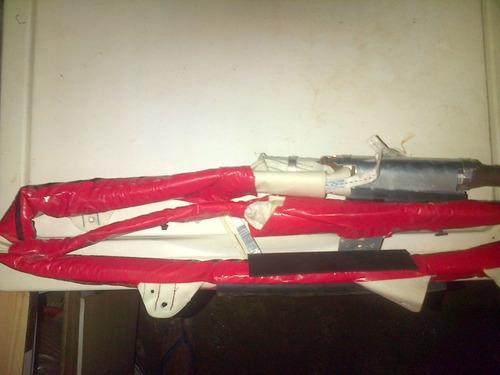 airbag techo de grand cherokee 2008-2010 solo queda la roja