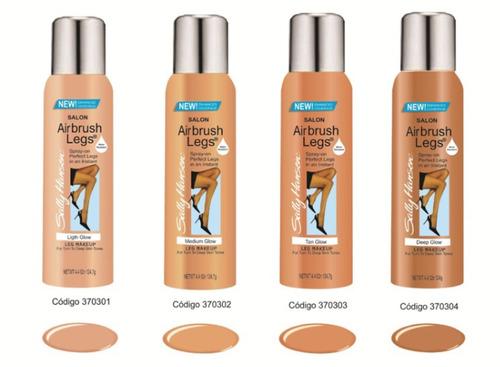 Airbrush Legs Maquillaje Para Piernas Sally Hansen 400